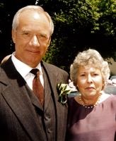 Margaret (Matrisciano) And William  Chamberlain Jr.